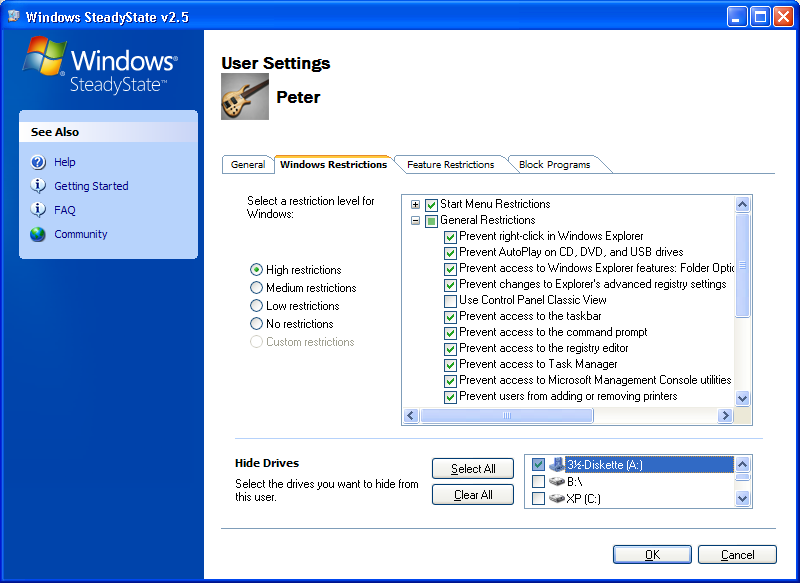 SteadyState User Settings Windows Restrictions.PNG