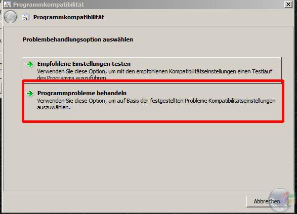 kompatibilitätsmodus windows 10 einstellen